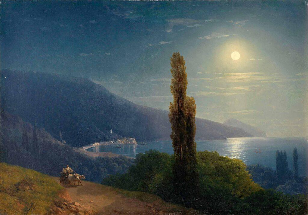 Ayvazovski Sahilde Mehtap