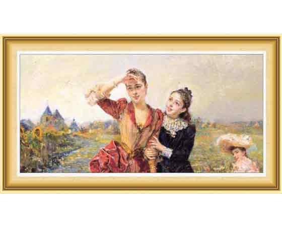 Eduardo Leon Garrido Hayatı ve Eserleri