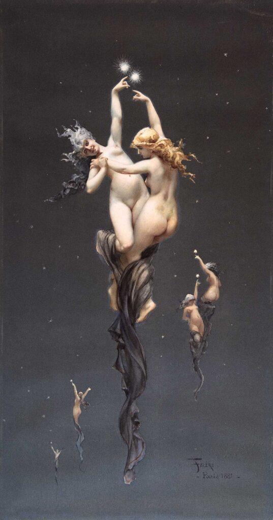 Luis Ricardo Falero İkiz Yıldızlar