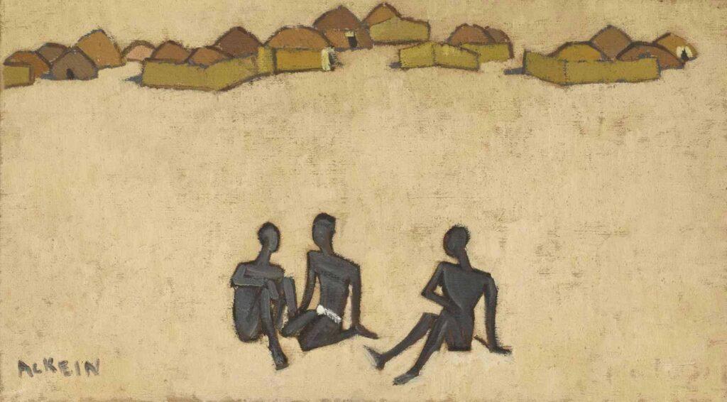 Marcelle Ackein Bir Sudan Köyü
