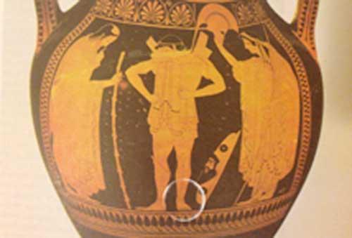 Mısır ve Yunan Sanatında Perspektif