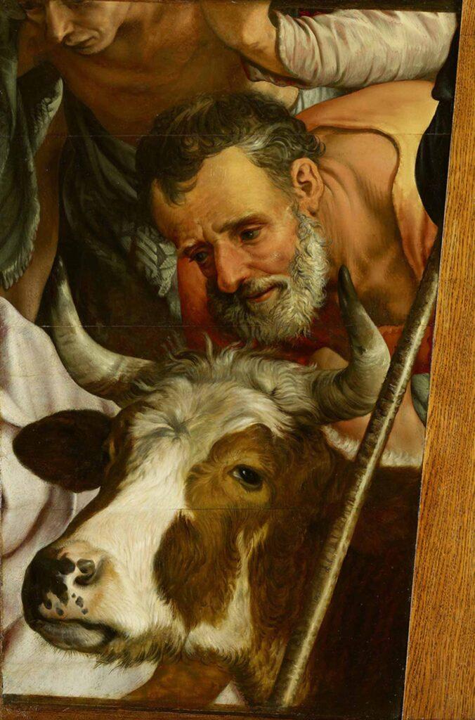 Pieter Aertsen Çobanın Duası