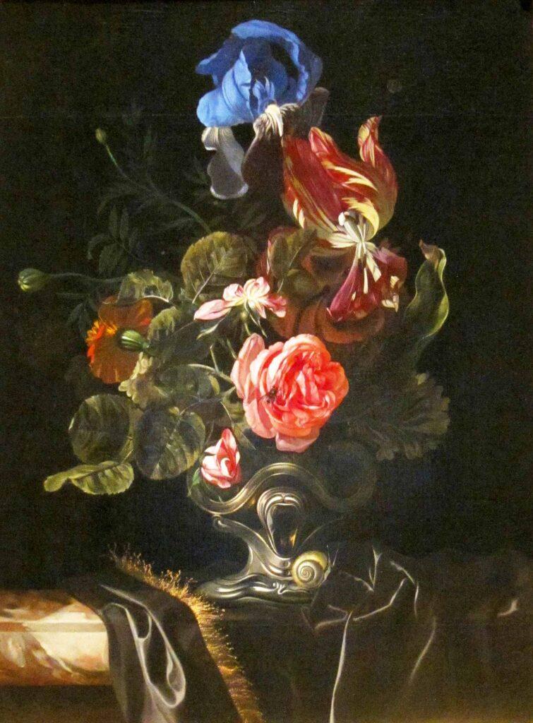 Willem van Aelst çiçekler