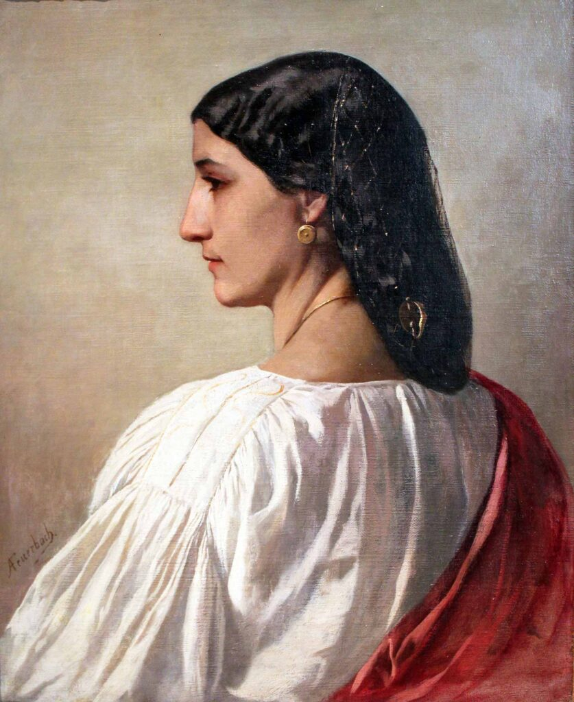 Anselm Feuerbach Nanna