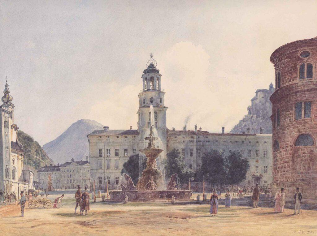 Jakob Alt Salzburg