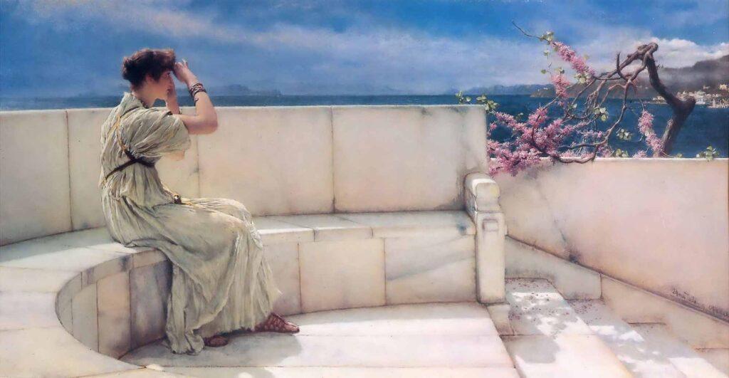 Sir Lawrence Alma Tadema Ümit