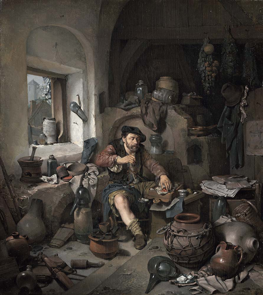 Cornelis Bega Kimyager