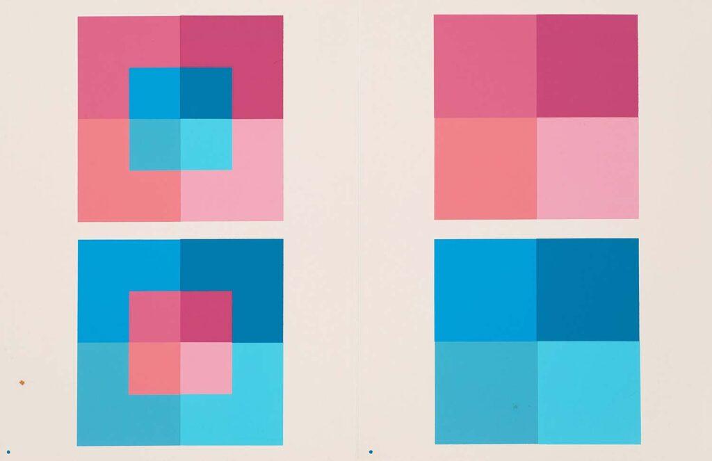 Josef Albers Renklerin Etkileşimi