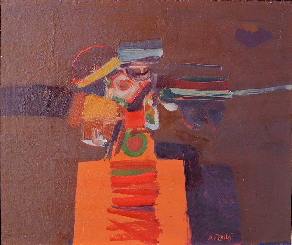 Alfonso Fraile İsimsiz Kompozisyon