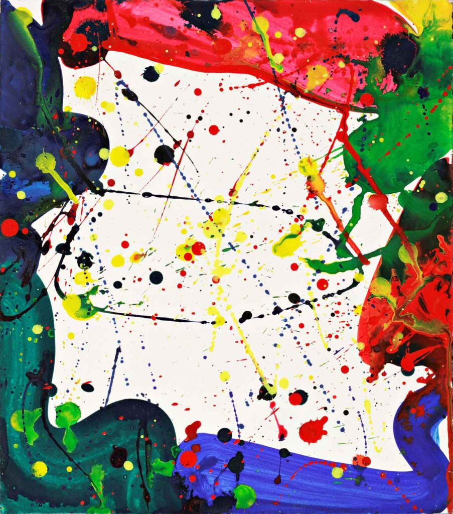 Sam Francis Renk Teması