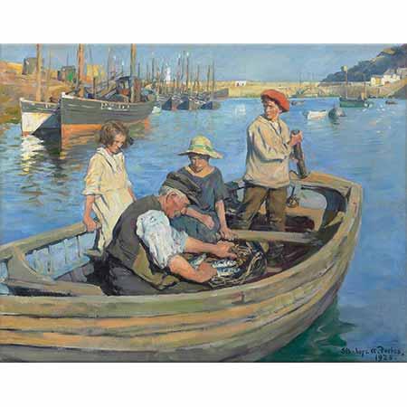 Stanhope Alexander Forbes Balıkçılar