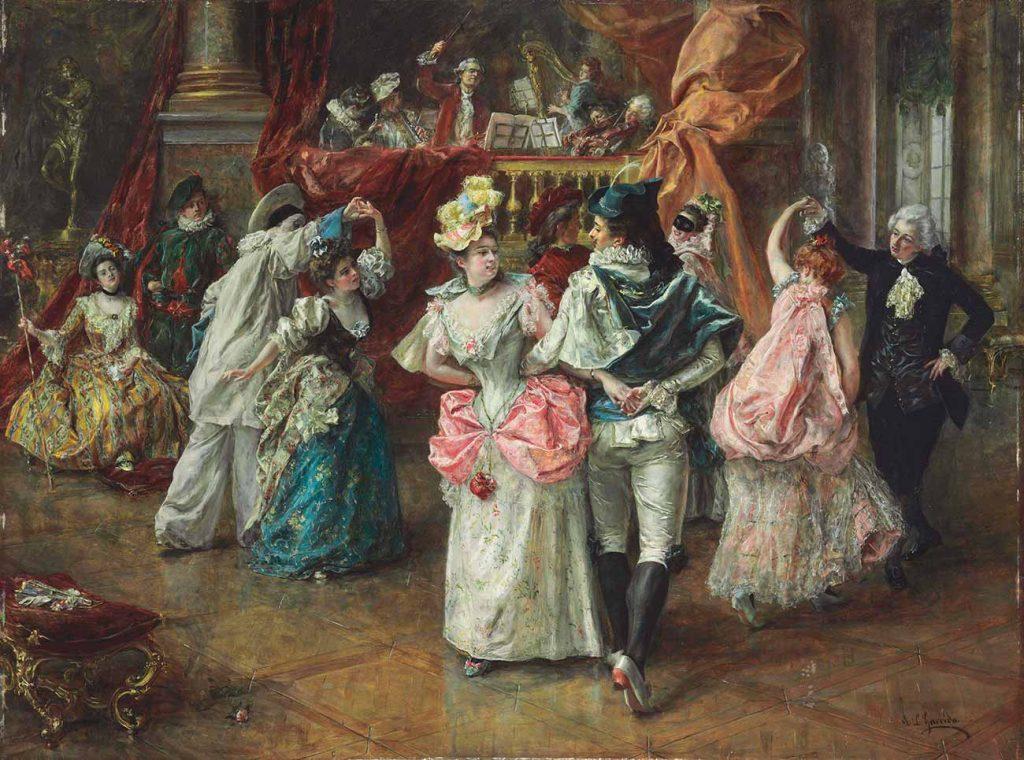Eduardo Leon Garrido Sosyete Dansı