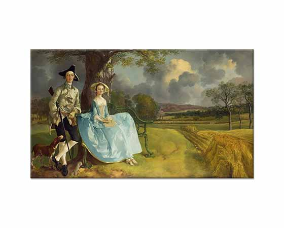 Thomas Gainsborough Andrews Ailesi