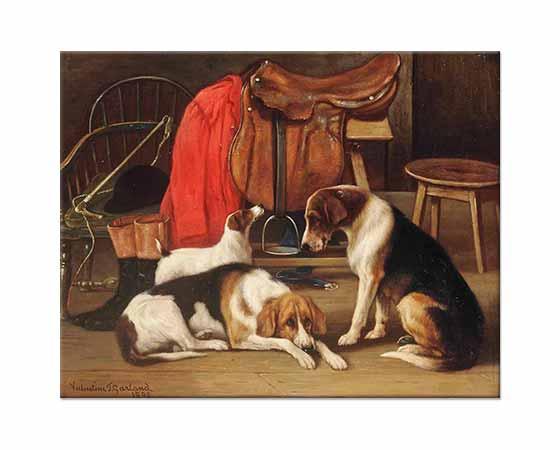 Valentine Thomas Garland Avcının Dostları