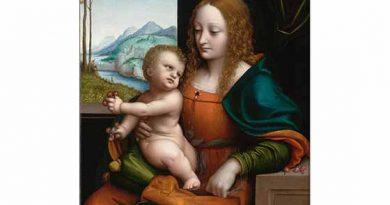 Giampietrino Madonna ve Kirazlar