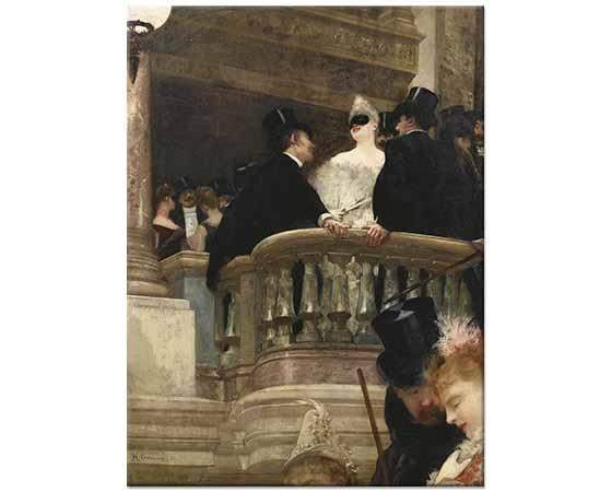 Henri Gervex Opera Balosu
