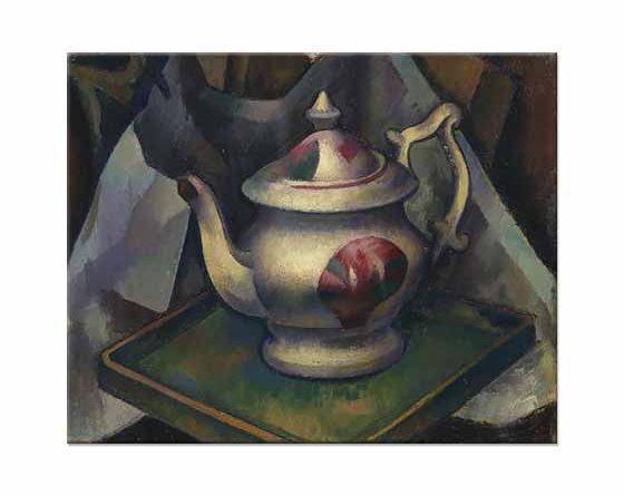 Mark Gertler Tepside Çaydanlık