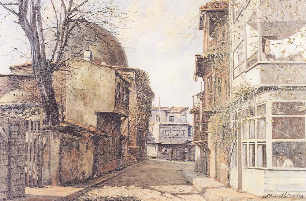 Ahmet Uzelli Hamam Sokağı