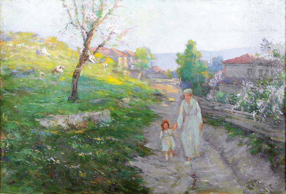 Sami Yetik Köyde Yürüyüş