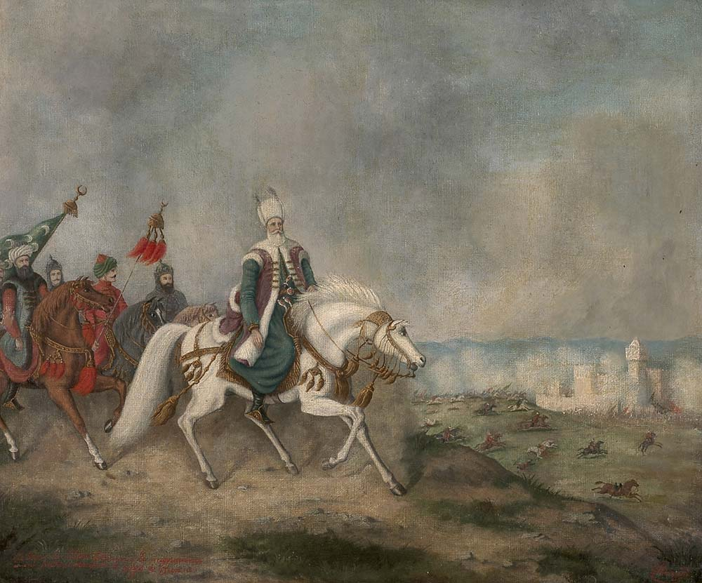 Yüzbaşı Hidayet Sultan Süleyman Viyana Kuşatmasında