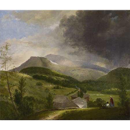 Alvan Fisher Yaklaşan Fırtına