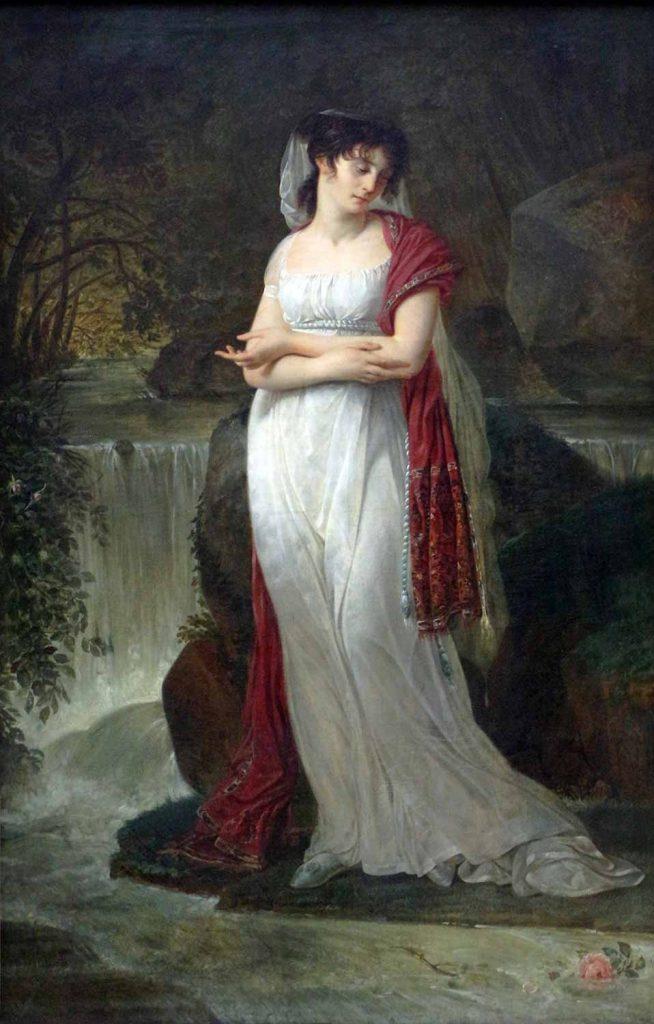 Antoine Jean Gros Christine Boyer
