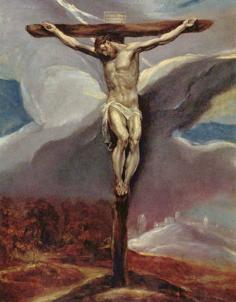 El Greco Çarmıh
