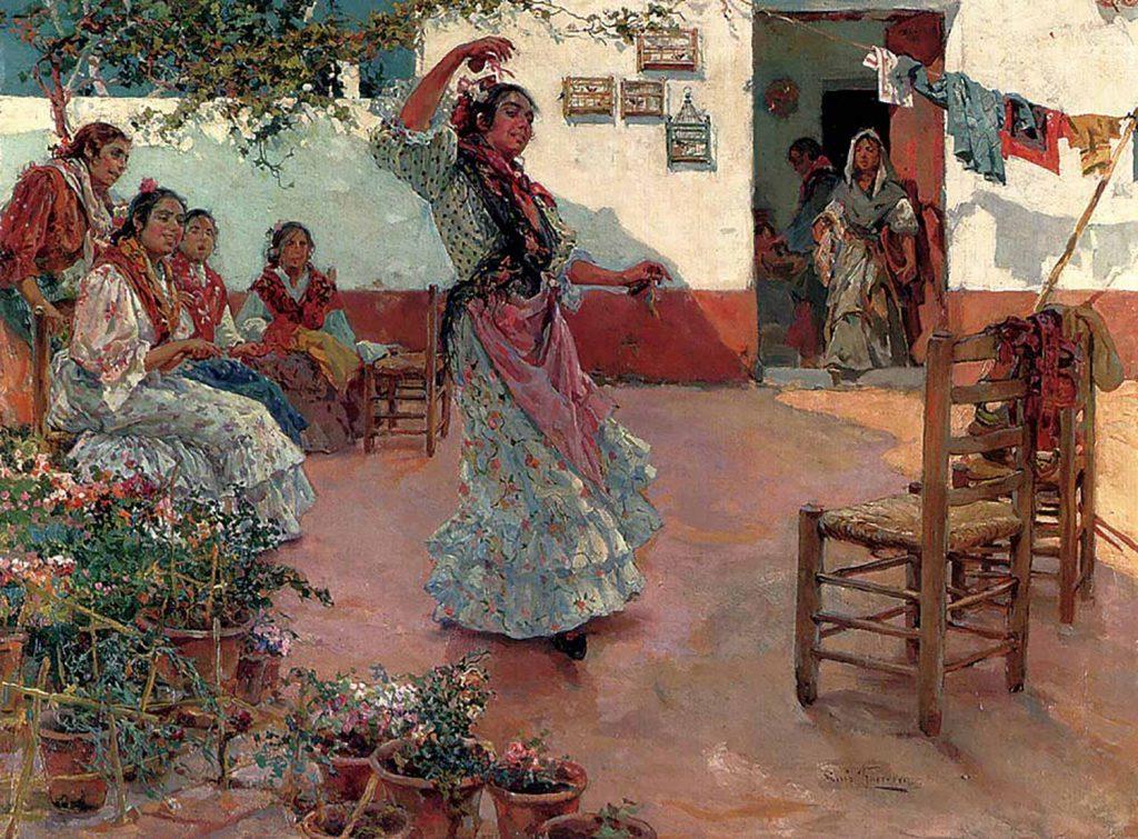 Manuel Ruiz Guerrero Flamenko Dansı