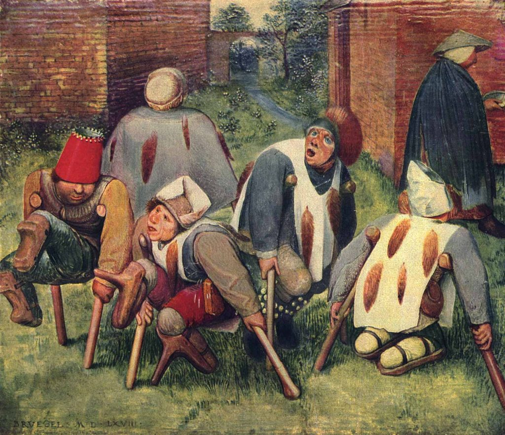 Pieter Bruegel Topallar