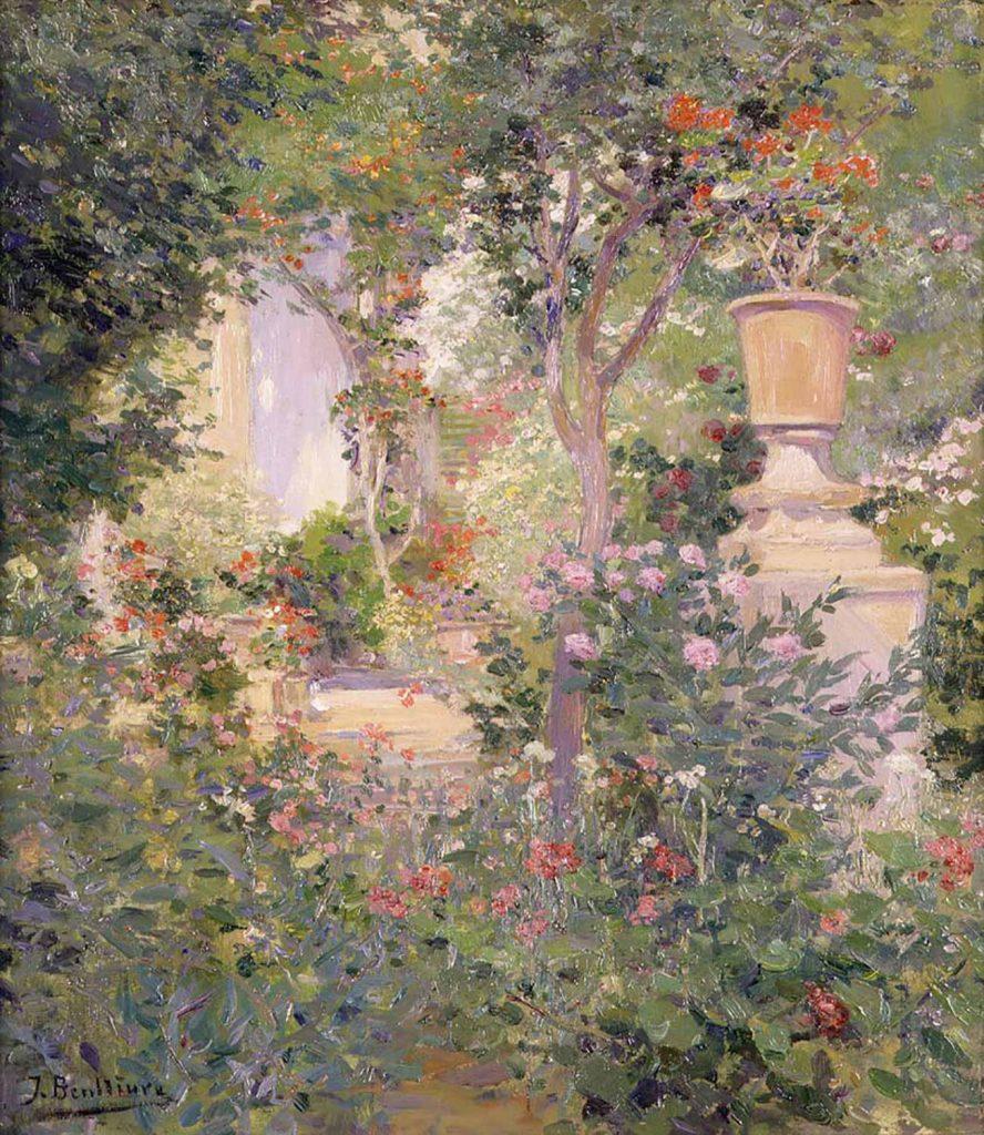 Jose Benlliure Gil Sanatçının Bahçesi
