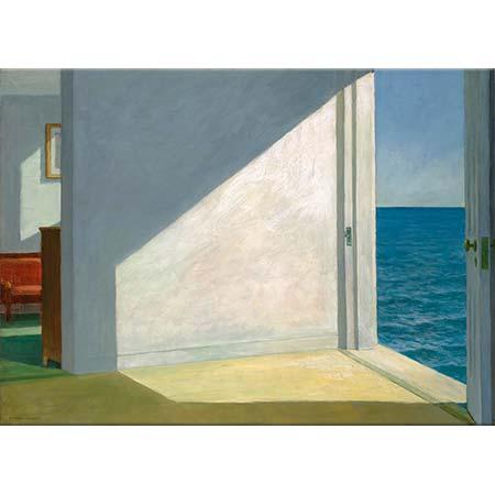 Edward Hopper Deniz Kıyısında Odalar