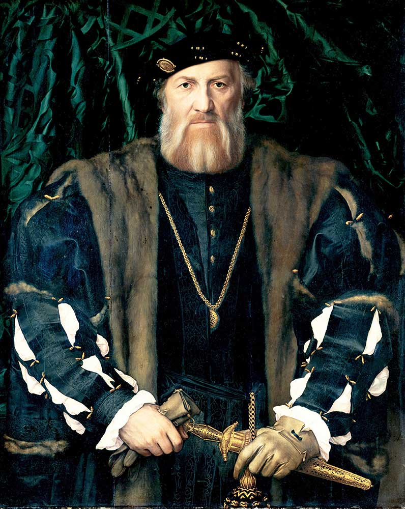 Hans Holbein Younger Charles de Solier