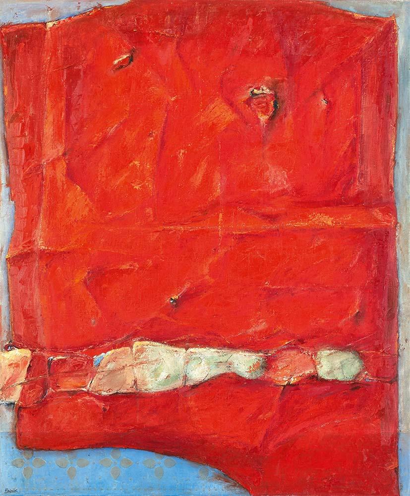 Peter Herkenrath Kırmızı Resim