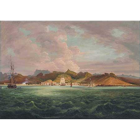 William Hodges Port Louis Mauritius