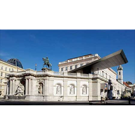 Albertina Museum Viyana