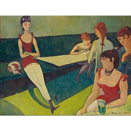 Emile Bernard Salon