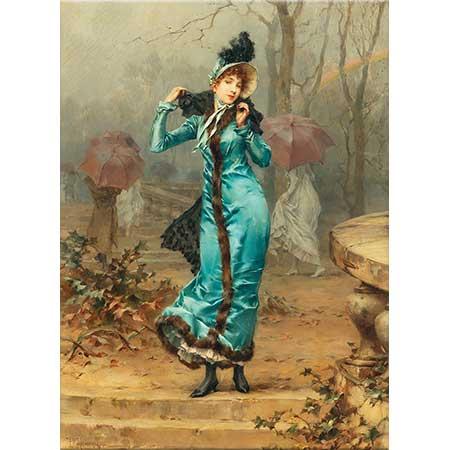 Frederik Hendrik Kaemmerer Yağmurdan Korunma