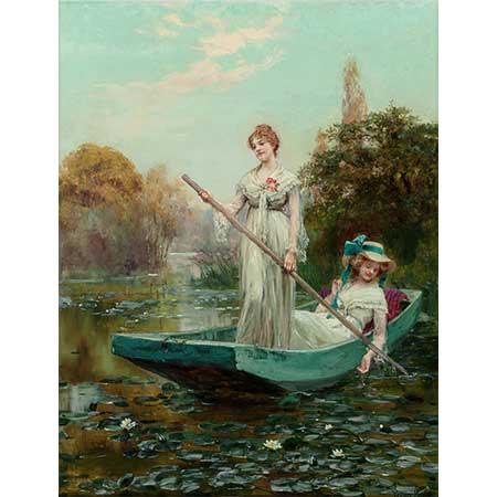 Henry John Yeend King Göldeki Kadınlar