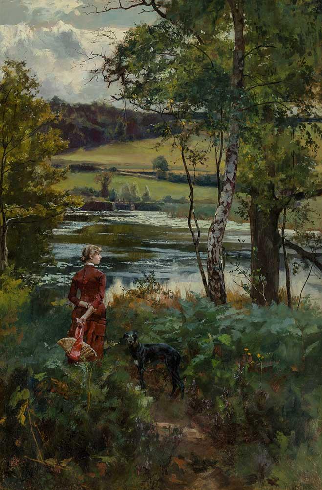 Henry John Yeend King Su Kenarında