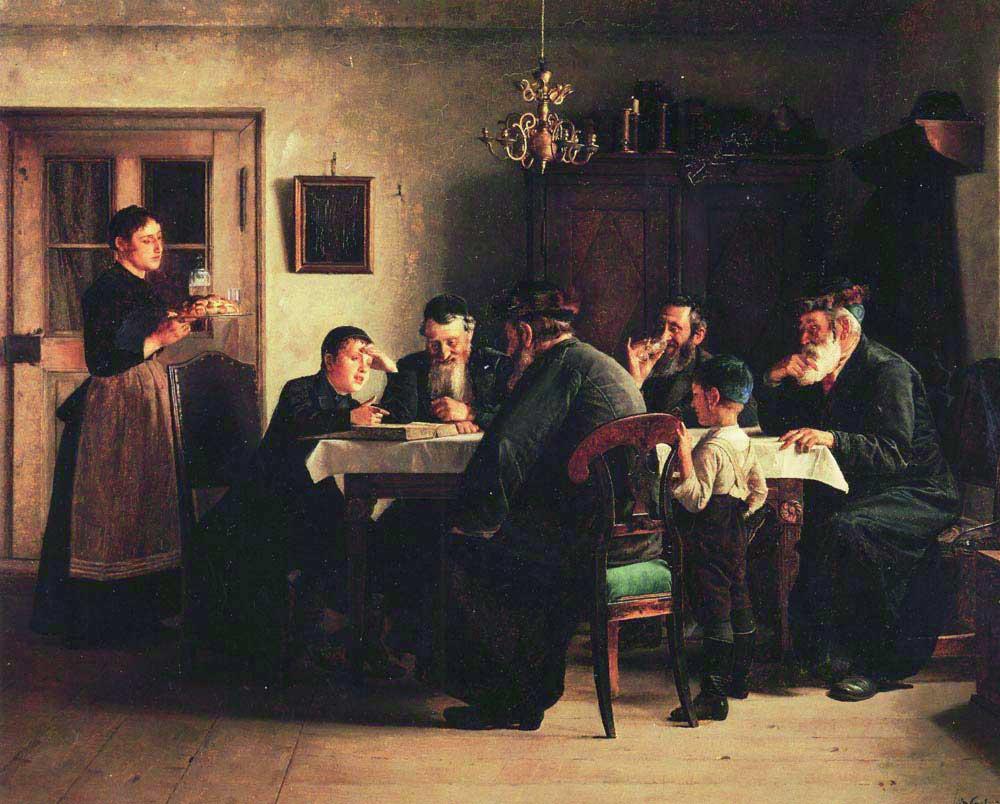 Isidor Kaufmann Talmud Müzakeresi