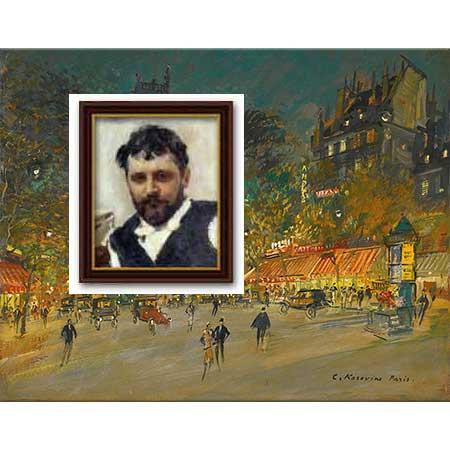 Konstantin Alekseyevich Korovin Hayatı ve Eserleri