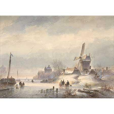 Lodewijk Johannes Kleijn Donmuş Nehir