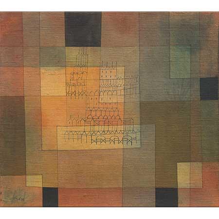 Paul Klee Polifonik Mimari