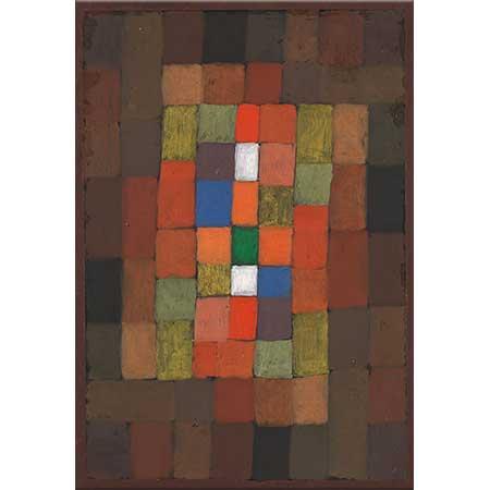Paul Klee Statik Dinamik Derecelendirme