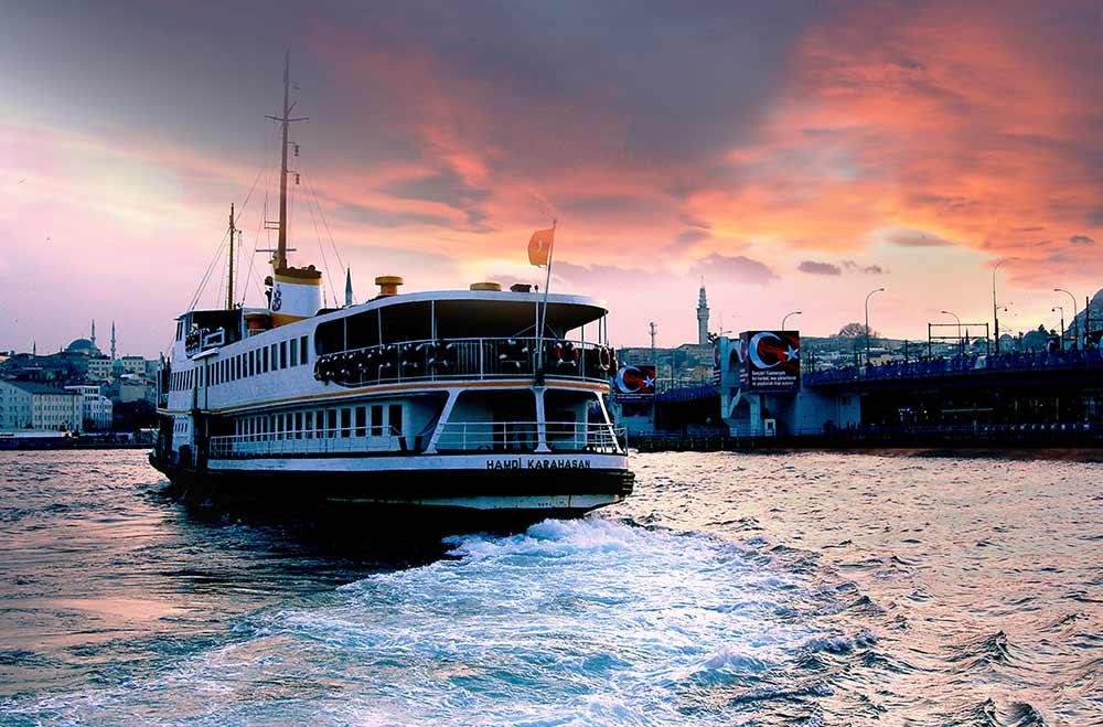 Sabahattin Kayış İstanbul Akşamı
