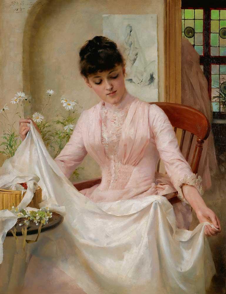 Thomas Benjamin Kennington Düğün Elbisesi
